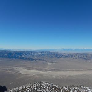 Big views of the west desert from the summit of Notch Peak