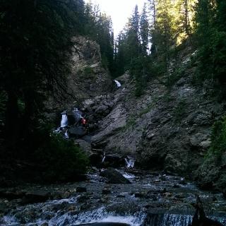 Hiking Donut Falls - Big Cottonwood Canyon - Road Trip Ryan