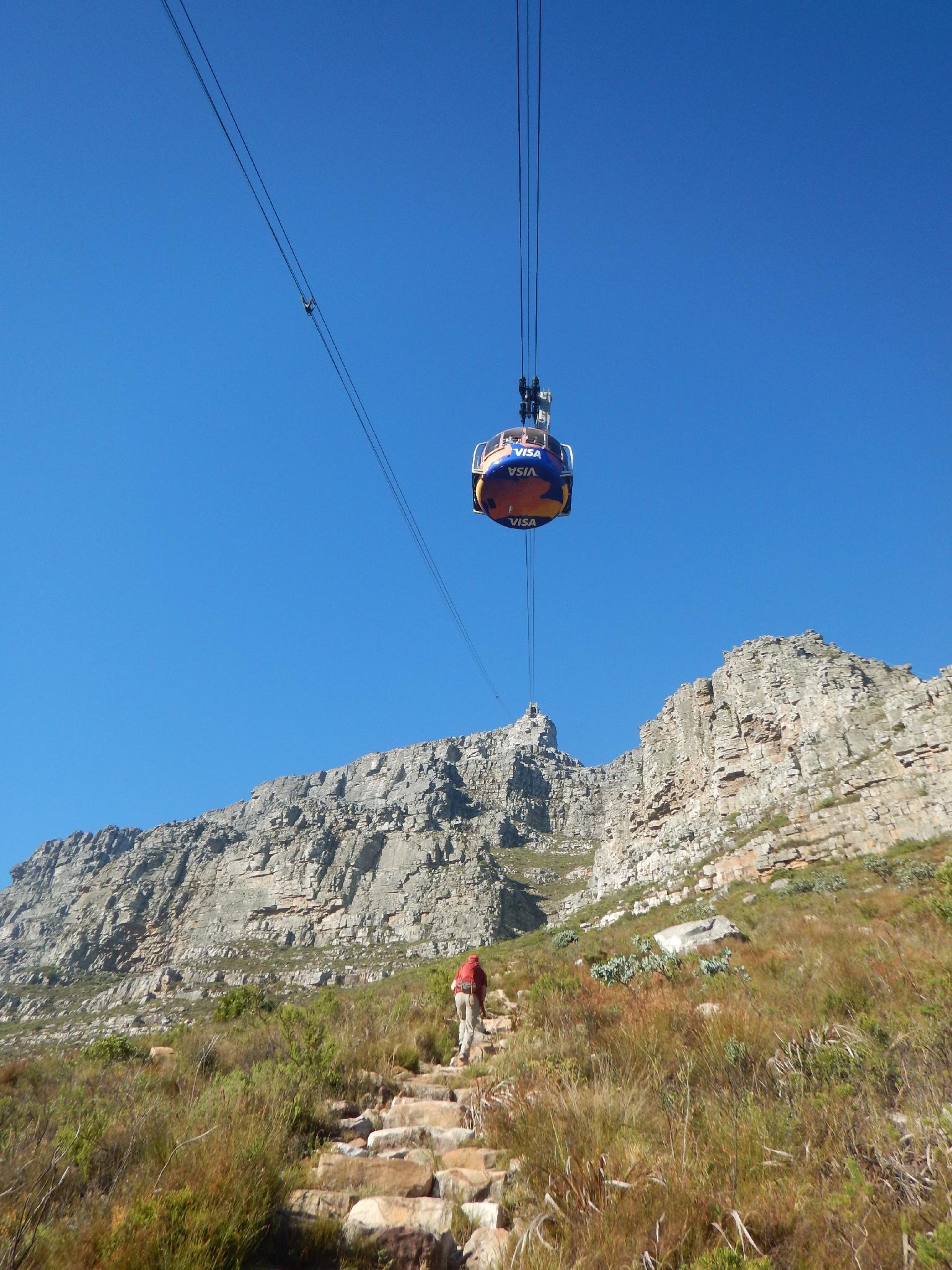 Hiking Platteklip Gorge Cape Town South Africa Road Trip Ryan Plasttekpp