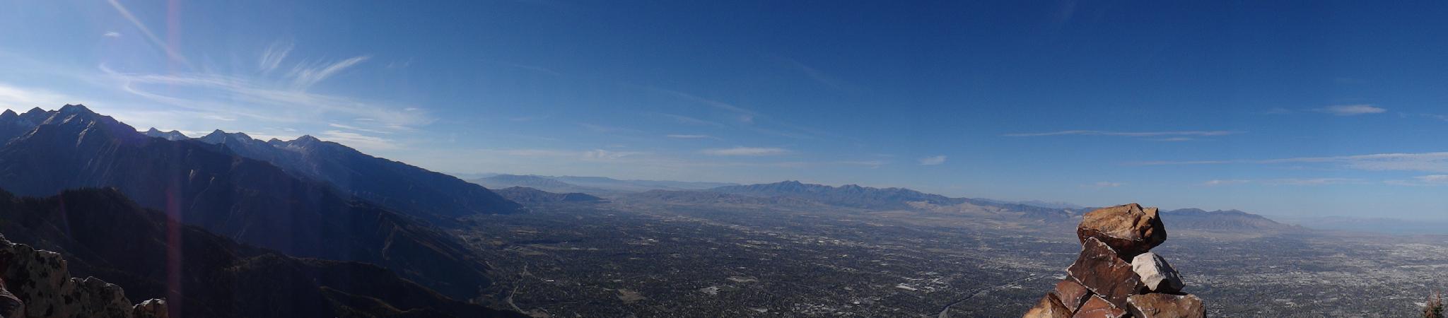 Hiking Mount Olympus